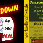 Lockdown ab den 16.12.2020
